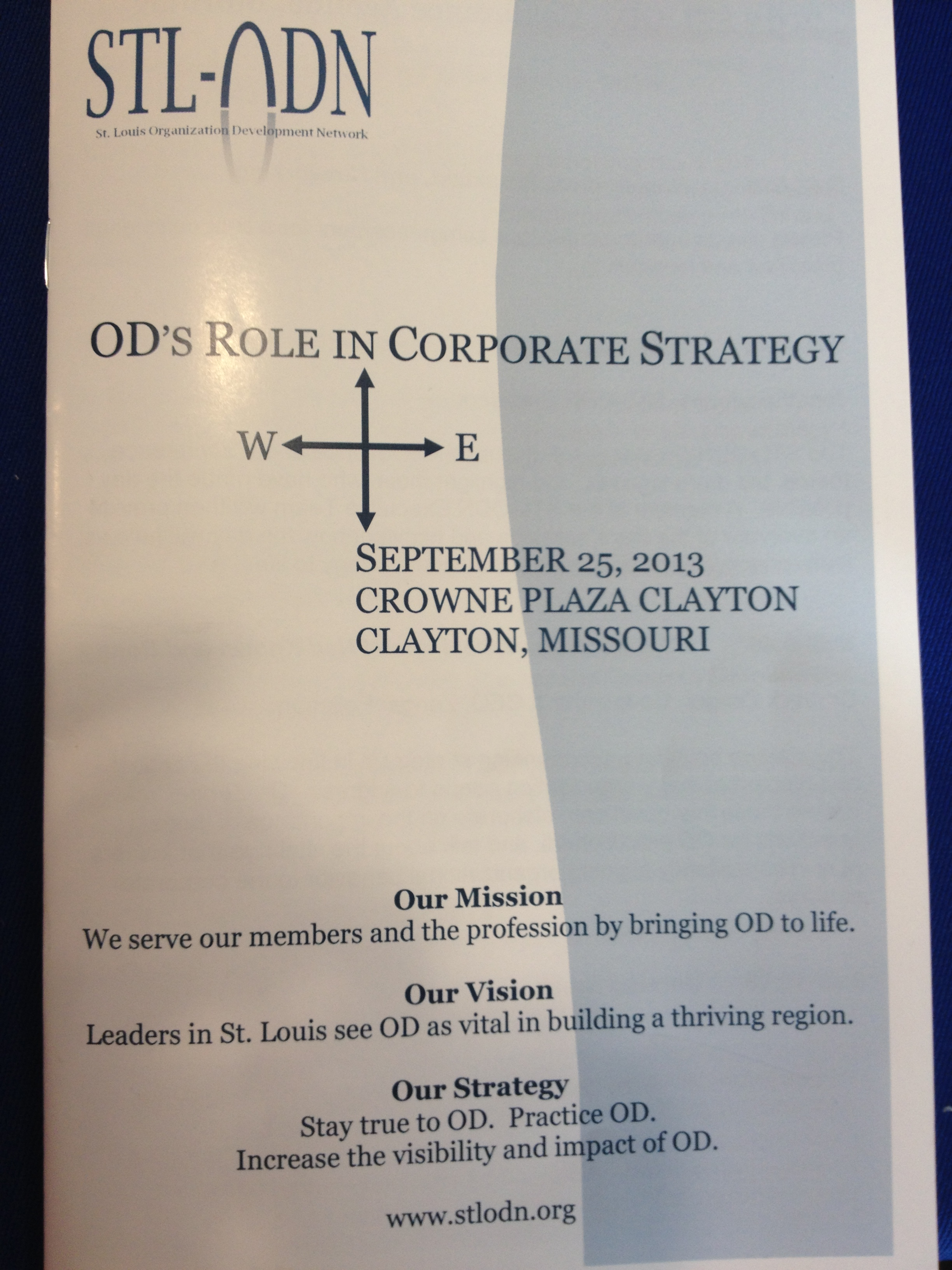 ODN Mission Vision Strategy